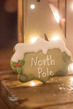 biscuit north pole Polar Express Theme, North Pole, Biscuit, Fairy Tales, Decor, Decoration, Fairytale, Biscuits, Dekoration