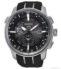 """TimeZone : Industry News » NEW: Introducing the New Seiko Astron GPS """"Stratosphere"""" Design"""