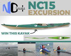 Win a kayak from NC Kayaks