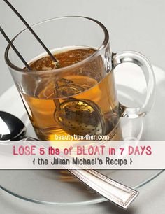 How to Relieve Bloating - When I'm feeling just a bit bloated and less than perfect, I have a quick solution that helps me feel better and reduce the puffiness.