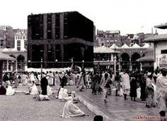 Masjid AlHaram Makkah Mukkarama in 1937