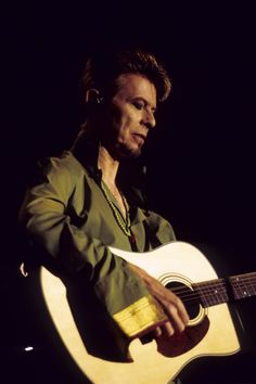 David Bowie - Live in Mexico 23-Oct-97