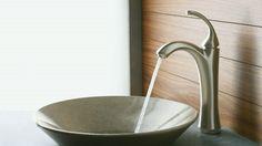 KOHLER | Forté® Vanity Faucets, Bathroom Sink Faucets, Home Decor, Decoration Home, Bathroom Basin Taps, Room Decor, Home Interior Design, Home Decoration