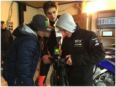 Luca, Andrea Migno & Niccolo Antonelli