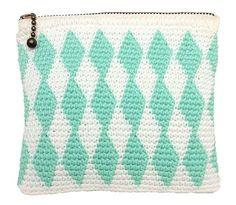 A n n i e E l e a n o o r a: R U U T U Ä S S Ä #kirjovirkkaus #virkkaus #crochet #tapestrycrochet