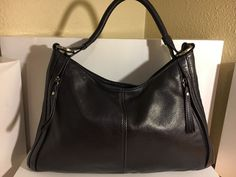 Osgoode Marley Feel The Difference Leather Hobo Handbag Purse #OsgoodMarley #Hobo