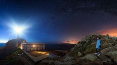 Una imagen de la farera del Cabo Vilán gana un concurso nacional de fotos