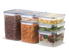 Secure and inexpensive food containers from #Snapware
