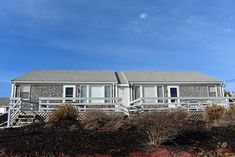 New 2020 duplex listing with rights to Fiddler's Green shared private beach in West Dennis. Each side offering 3 bedrooms and a/c.