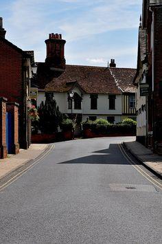 Halesworth, Suffolk, England