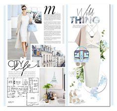 """13.07.2015"" by anabella507 ❤ liked on Polyvore featuring moda, Kerr®, Whiteley, MANGO, Paula Cademartori, Carvela, Jimmy Choo e Wanderlust + Co"