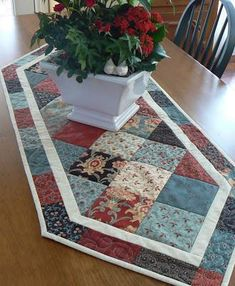 Country Charm Table Runner – Quilting Books Patterns and Notions