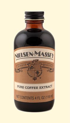 Nielsen-Massey Vanillas | Products | Pure Coffee Extract