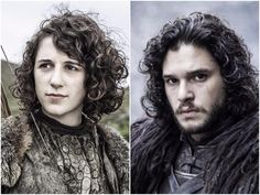 Game of Thrones: Ellie Kendrick unsure if Meera Reed and Jon Snow are related | News | Culture | The Independent