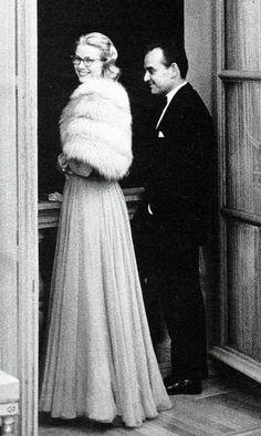 Princess Grace & Prince Rainier