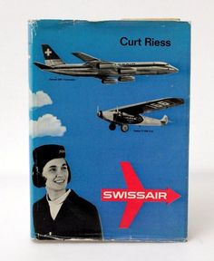 SWISSAIR - www.cyan74.com - vintage & pop culture | SOLD