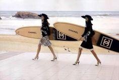 Surf girl