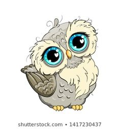 Explore high-quality, royalty-free stock images and photos by Svesla Tasla available for purchase at Shutterstock. Coffee Cup Tattoo, Cute Owl Cartoon, Owl Art, Royalty Free Images, Illustration, Screen Printing, How To Draw Hands, Teddy Bear, Stock Photos