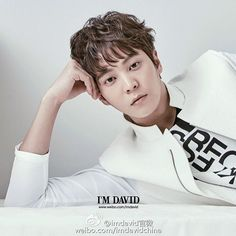 "Joo Won for ""I'M DAVID"". #JooWon #주원 #ЧжуВон #imdavid #china  Cr. @ imdavid on weibo"