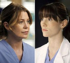 Ellen Pompeo Siblings | Secret Siblings: Meredith and Lexie on Grey's Anatomy