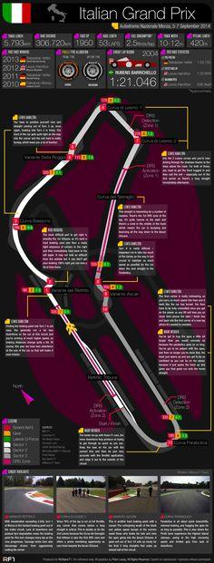 Grand Prix Guide - 2014 Italian Grand Prix #F1
