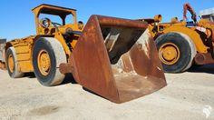 GHH Fahrlader LF4 gebraucht Bilder Galerie #mining #equipment #Fahrlader http://blog.ito-germany.de/2015/03/fahrlader-ghh-lf4-gebraucht-zu-verkaufen.html