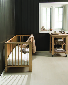 Plankett - Skygge Cribs, Bed, Furniture, Home Decor, Cots, Homemade Home Decor, Bassinet, Stream Bed, Crib