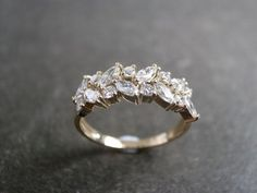 Simple engagement rings 44