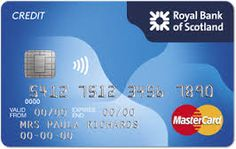Compare Our Royal Bank Of Scotland Credit Cards To Find One That Suits Your Needs And Ly Online Today