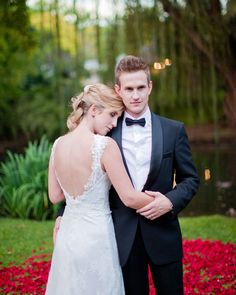 Johannesburg Modern Chic Wedding