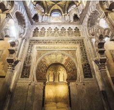 Al-Mihrab of Mosque of Córdoba