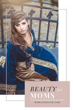 Make-Up und Styling für Fantasy Königin Make Up, Saree, Beauty, Fashion, Fantasy Queen, Good Hair Products, Modern Women, Young Women, Slim
