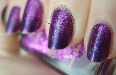 Glitter Gradient From LondonVarnish