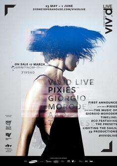 VIVID Live 2014 - Sydney Opera House Portfolio - The Loop