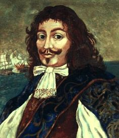 barbados pirate history | ADMIRAL (CAPTAIN) SIR HENRY MORGAN PIRATES TREASURE ISLAND
