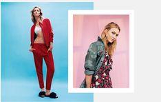 Topshop look book Lookbook Mode, Fashion Lookbook, Topshop Looks, Lookbook Design, Editorial Layout, Ss16, Business Fashion, Fashion Online, Harem Pants