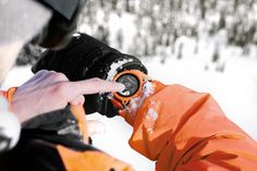 Nixon announced the new ultra-rugged, action sports smartwatch called The Misson.