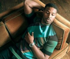 ✨ I 💜 this man 😍 Fine Boys, Fine Men, My Black Is Beautiful, Beautiful Men, Michael Bakari Jordan, Bae, Fly Guy, Man Crush Everyday, Handsome Black Men