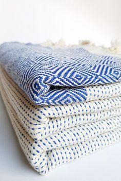 boho turkish blanket