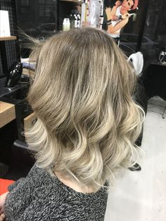 #haircolor #hairstyle #hair #blondehair #grayhair #shorthair