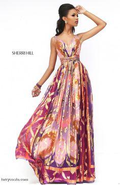 Sherri Hill Dress 50557 | Terry Costa