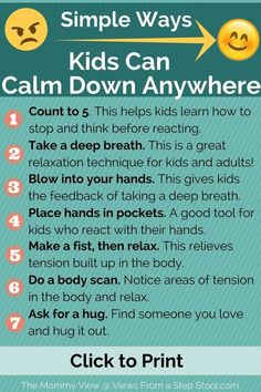 Here are some tips for gently helping your angry child calm down. Plus, 8 tools they can use to calm down anywhere. Grab a printable reminder. Gentle Parenting, Parenting Advice, Kids And Parenting, Peaceful Parenting, Parenting Classes, Parenting Styles, Parenting Quotes, Coping Skills, Social Skills