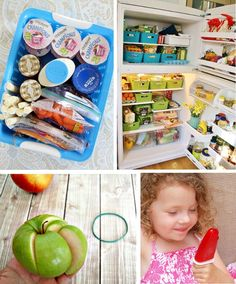 18 Kid-Friendly Snack Hacks
