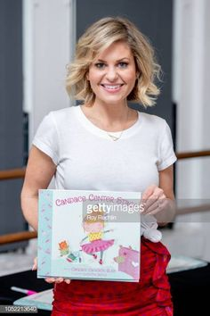 "Candace Cameron Bure Signs Copies Of Her New Book ""Candace Center Stage"" At Local Ballet School"