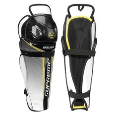 It is no secret that hockey is a pricey sport to be involved in. If you are on a tight budget but don't want to buy used shin guards then I recommend the Bauer Supreme One40 Sr. Shin Guards because of it's solid protection, great fit, and low cost. These are my chief pick if you are a novice player in hockey. My chief complaint is they could improve the straps but they do stay on securely. This review is not sponsored.