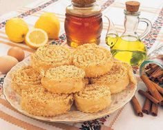 Delicious Greek Desserts and Cookies