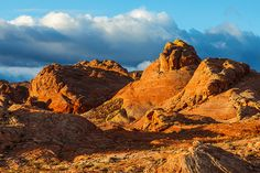 Valley Of Fire State Park: Overton, Nevada