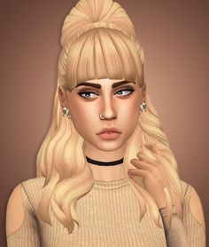 Marley Hair V2• Comes in 18 EA colours. • Custom Thumbnail • Base Game Compatible • Not Hat Compatible • Please don't re-upload or claim as your own. • Please give credit where credit is due. • Don't...