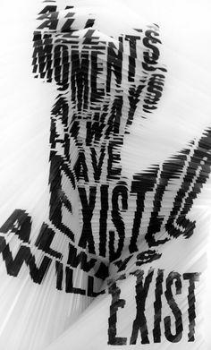 Alida Sayer typography design » Retail Design Blog