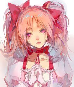 Find images and videos about cute, beautiful and art on We Heart It - the app to get lost in what you love. Manga Anime, Manga Art, Anime Art, Sayaka Miki, Madoka Magica Sayaka, Symbolic Art, Fanart, Otaku, Girls Characters